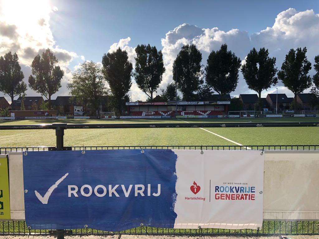 Sportpark Fletiomare Oost rookvrij