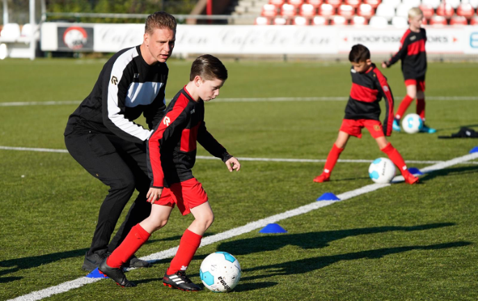 Schrijf je in bij de PVCV Voetbalschool