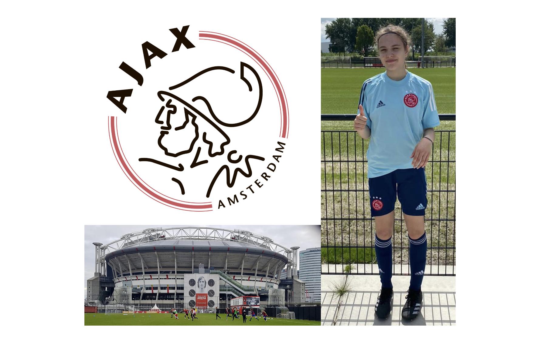 Transfernieuws: Lotte (JO15) naar Ajax Vrouwen Talententeam