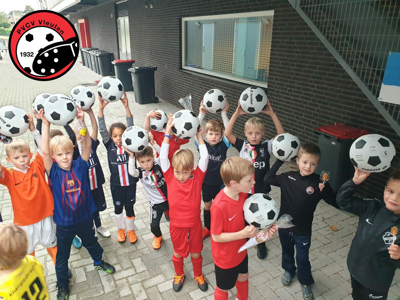 PVCV Kerst voetbaldagen (21/22 december 2020)